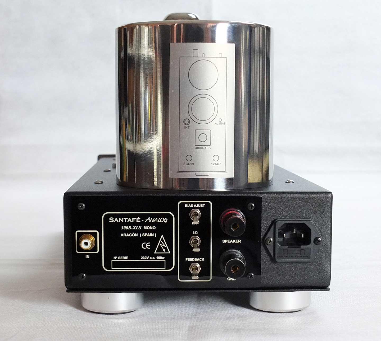 Etapa Monofónica 300B-XLS