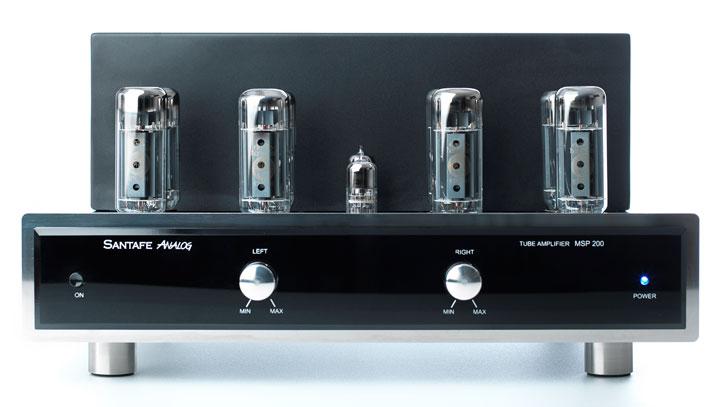 Etapa estéreo MSP-200