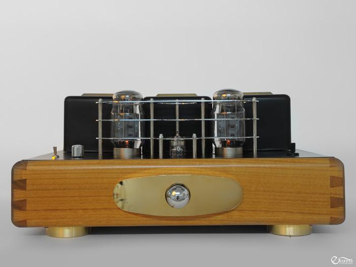 Amplificador a válvulas integrado clase A Single Ended HIFI MJ-20 Edición especial