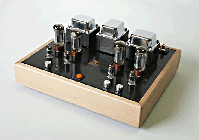 Amplificador a válvulas integrado HIFI MJ-60